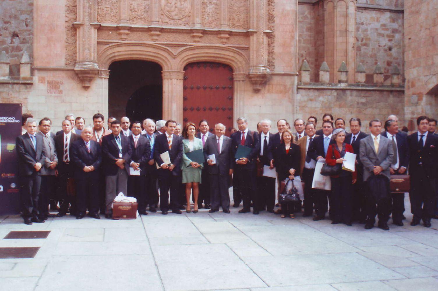 Foto de grupo: 17 de Septiembre de 2008 en Valladolid (España)