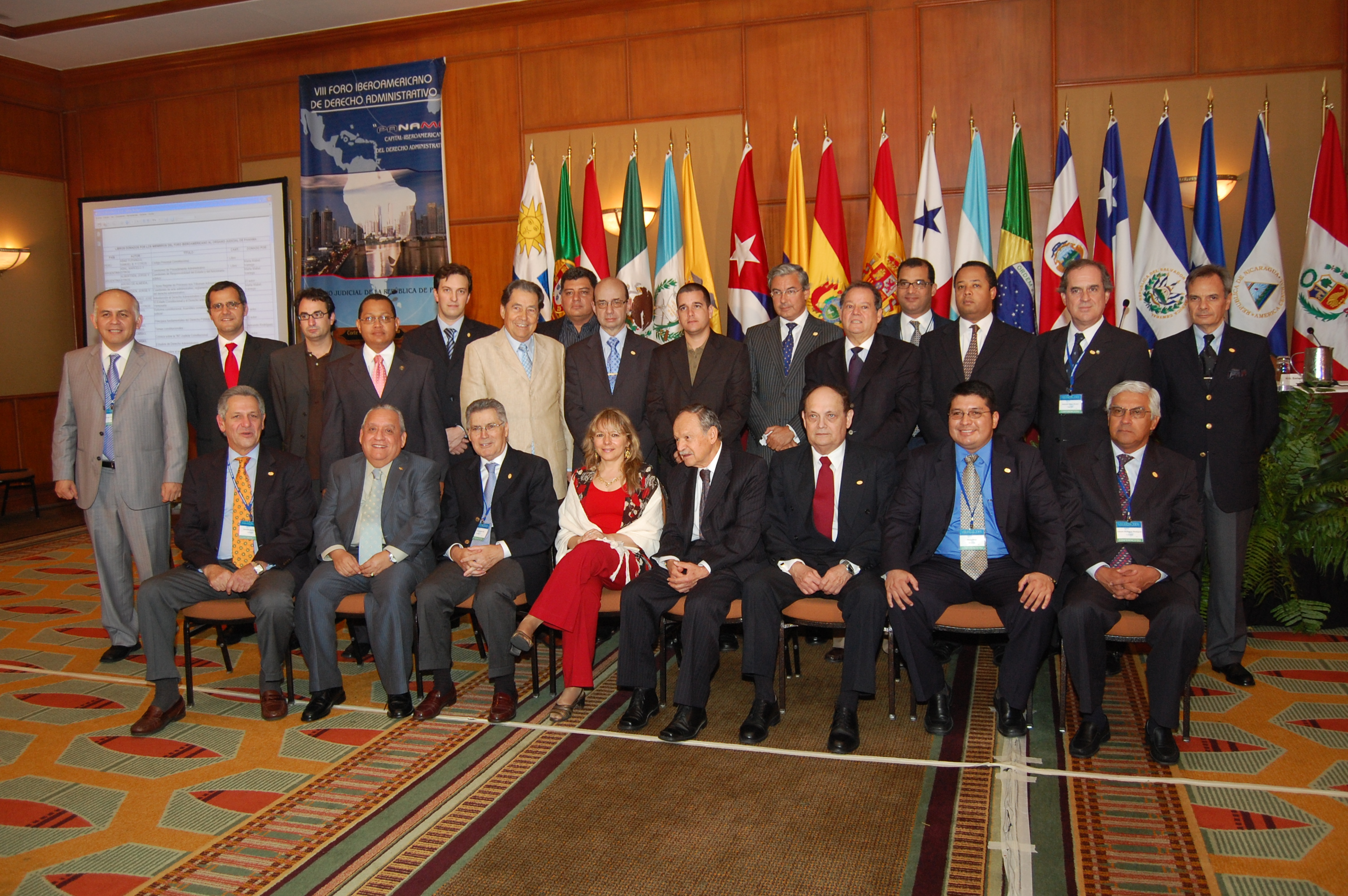 VIII Foro Iberoamericano de Derecho Administrativo Iberoamericano: 18 de Septiembre de 2009 en Panamá (Panamá)