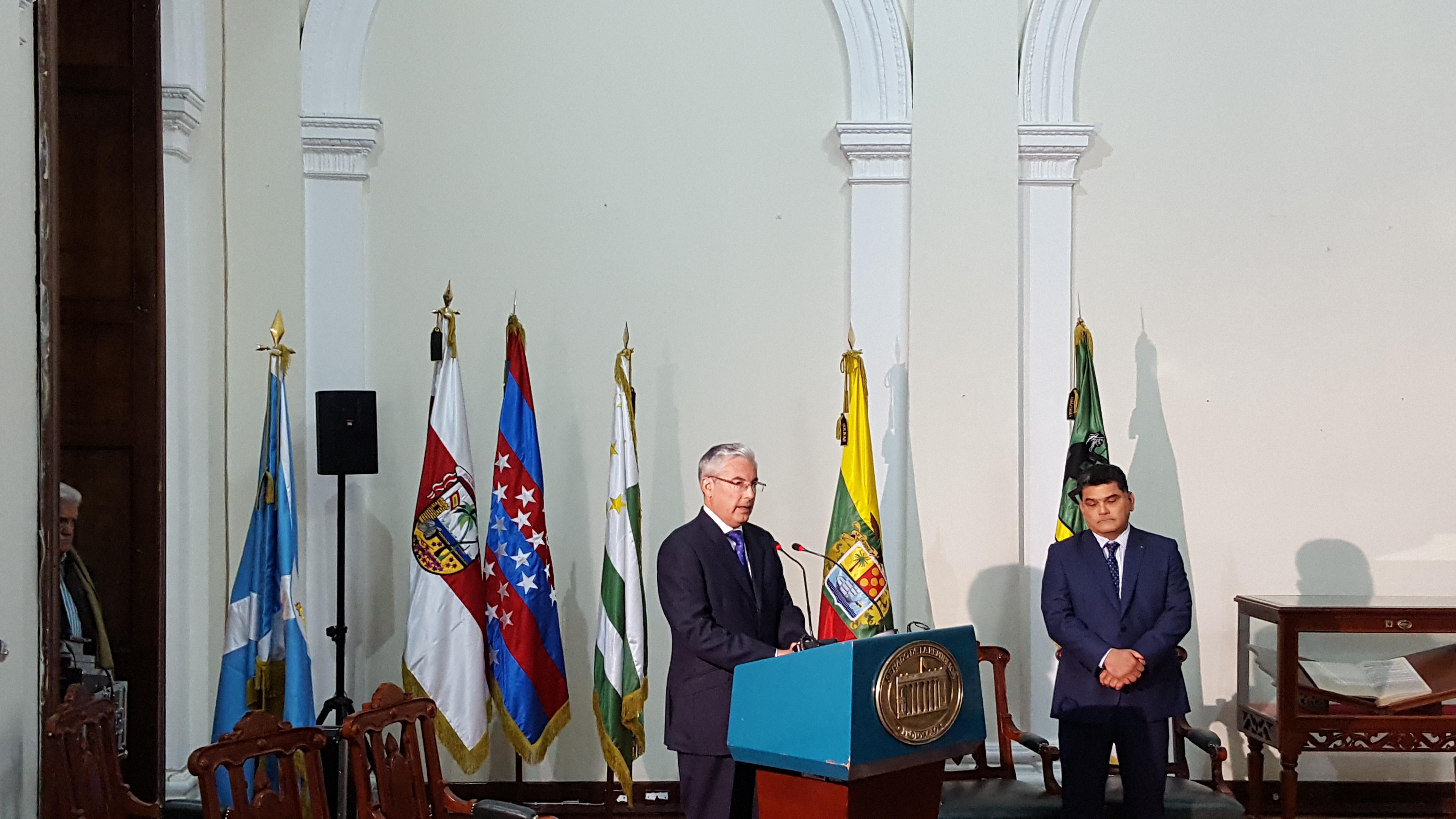 XV reunión del Foro: 24-28 de octubre de 2016 en Bogotá (Colombia)