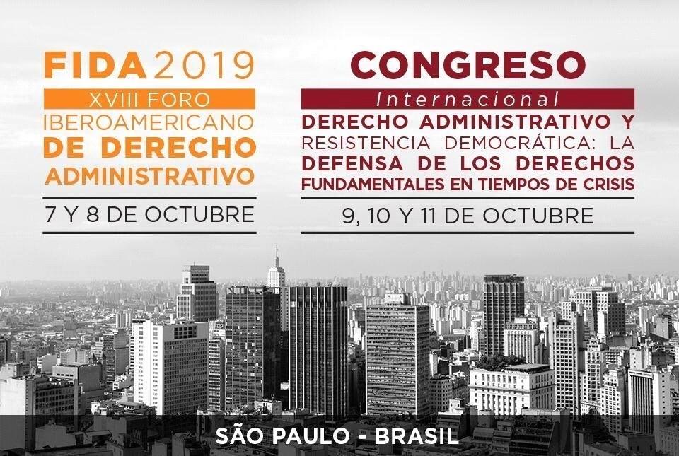 Seminario preparatorio del Foro Iberoamericano de Derecho Administrativo 2019