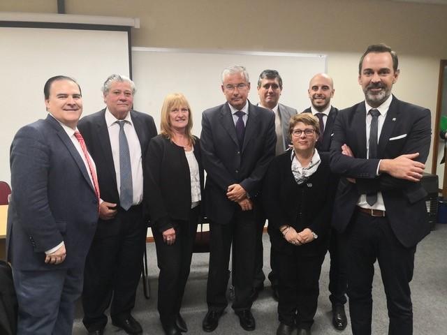 Jaime Rodríguez-Arana participa en las vii jornadas internacionales de derecho administrativo de la Universidad Católica de Uruguay