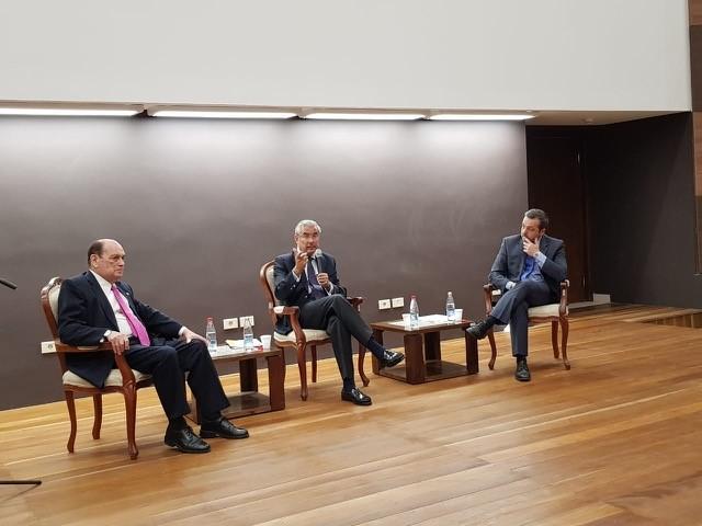 Jaime Rodríguez-Arana imparte una conferencia en el Banco Central del Paraguay