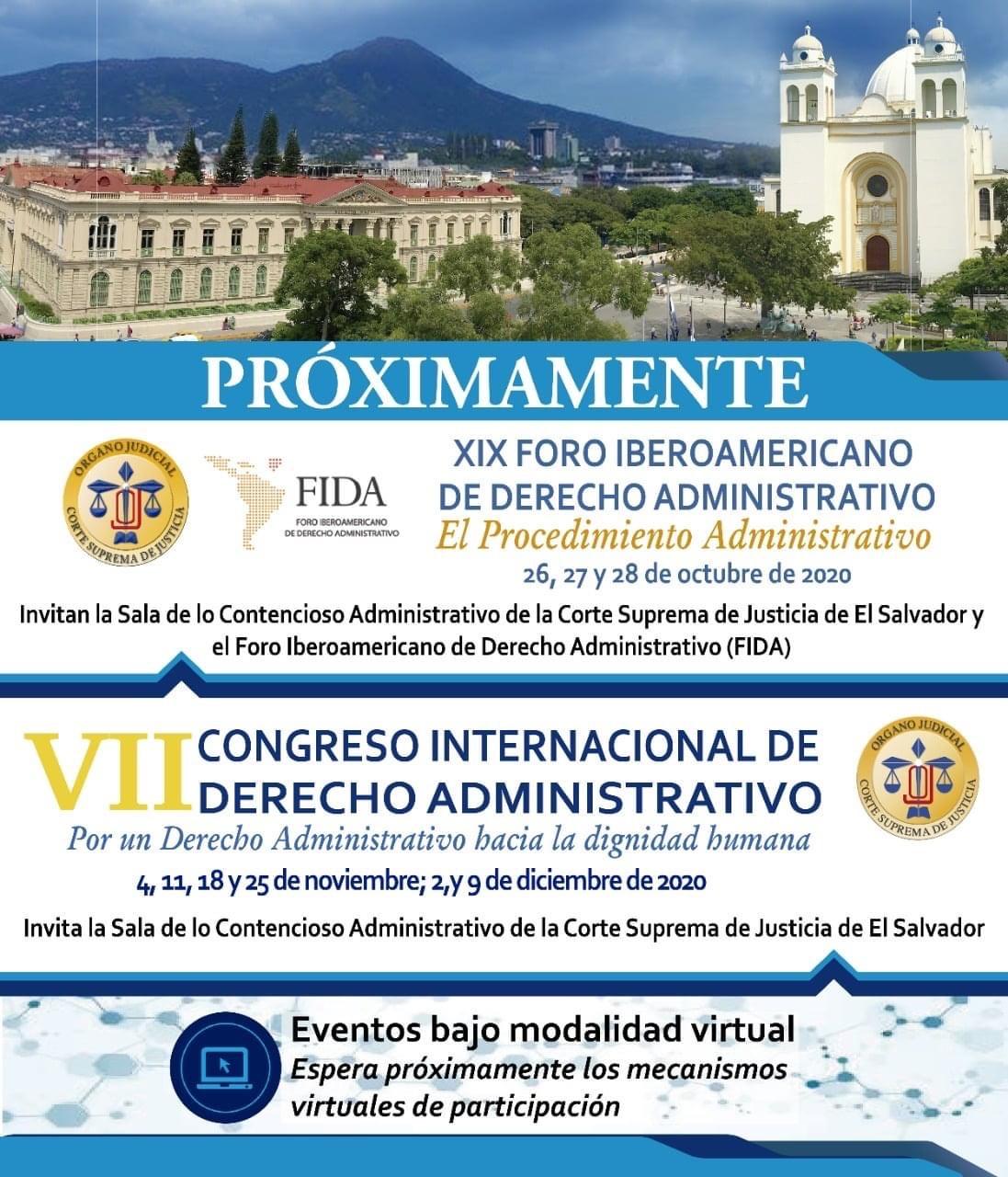 Concluye el XIX Foro Iberoamericano de Derecho Administrativo